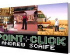 «Point and Click» τηλεοπτικές σειρές από τον Andrew Scaife