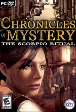 Chronicles of Mystery - The Scorpio Ritual (a.k.a. Testament of Sin)