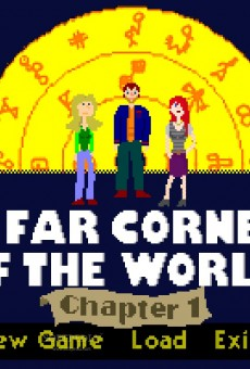 Far Corners of the World: Chapter 1 - The Book, the Box and the Key