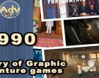 History of adventure games 1990