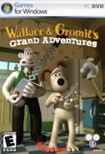 Wallace & Gromit's Grand Adventures, Epis. 4: The Bogey Man!