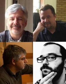 Music and adventure games! Interviewing Robert Holmes, Thomas Regin, Nikolas Sideris & Chris Christodoulou - Part 1