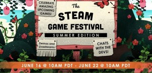 Αφθονία demos στο Steam Game Festival Summer Edition